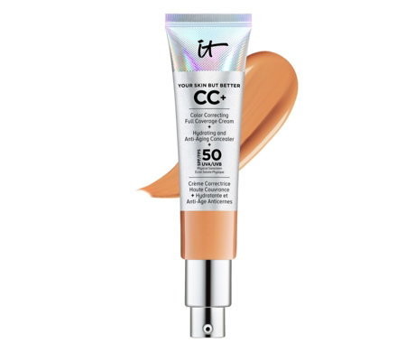 IT Cosmetics Full Coverage Physical SPF 50+ CC+ Cream 32ml