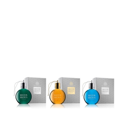 Molton Brown Seasonal Bauble Trio