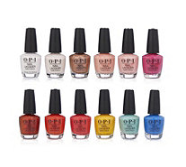 OPI 12 Piece Lisbon Mini Pack - 235542