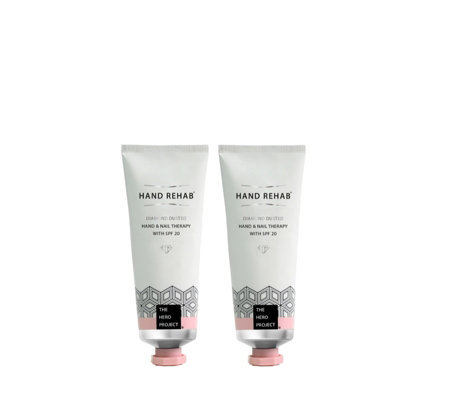 The Hero Project Hand Rehab Duo SPF 20