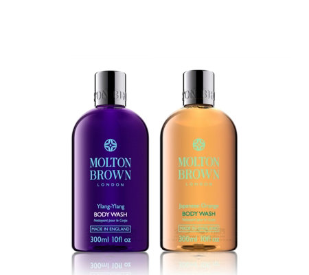 Molton Brown Comfort & Inspire Bathing Duo