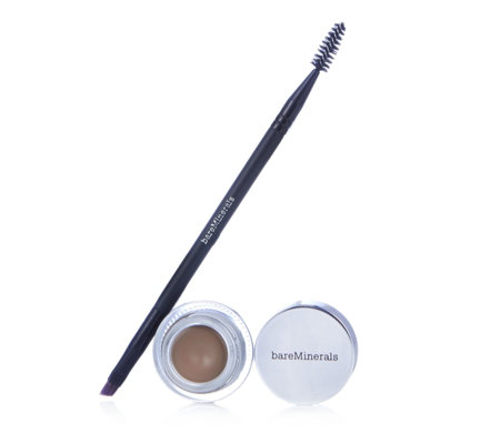 bareMinerals Brow Master Satin Brow Gel & Brush