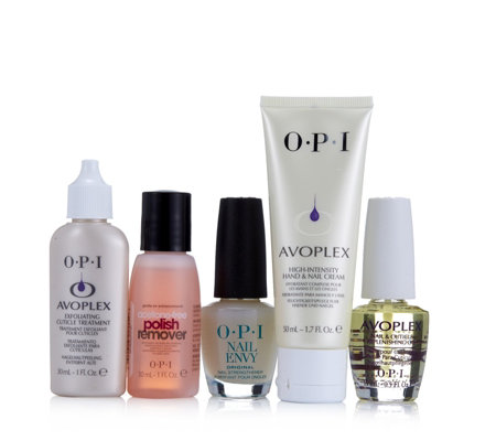 OPI 5 Piece 5 Steps to Great Nails