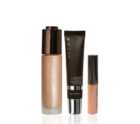 Becca 3 Piece Create Your Becca Look Kit