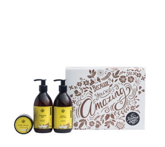 The Handmade Soap Company 3 Piece Gift Set - 233146