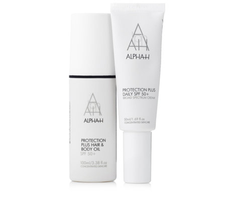 Alpha-H Protection Plus Head To Toe SPF50+ Duo