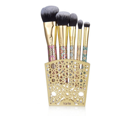 Tarte 5 Piece Limited Edition Brush Collection