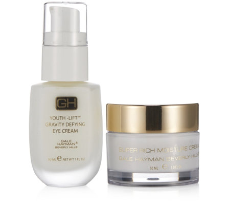 Gale Hayman 2 Piece Moisturiser & Youth Lift Eye Cream 30ml