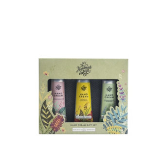 The Handmade Soap Company Hand Cream Gift Set - 233147