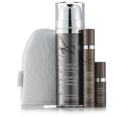 Sarah Chapman 3 Piece Skin Refresh Collection