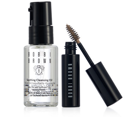 Bobbi Brown Brow Shaper & Cleansing Oil