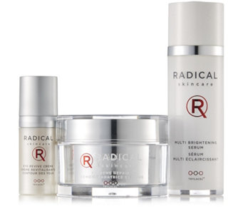 Radical Skincare 3 Piece Anti-Aging Skincare Collection - 221949