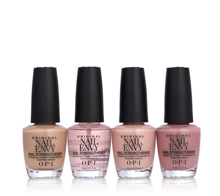 OPI 4 Piece Nail Envy Collection