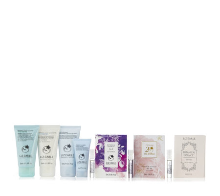 Liz Earle On The Go Fragrant Hair & Body Collection