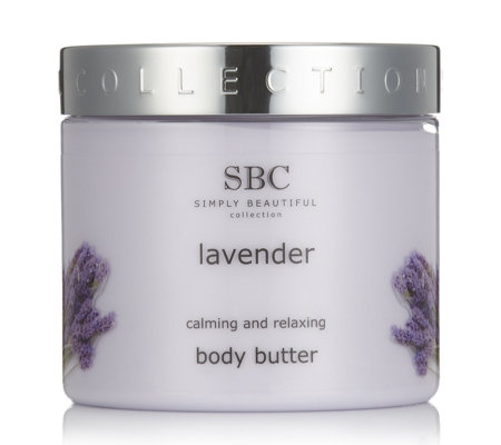 SBC Lavender Body Butter 450ml