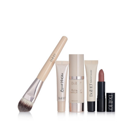 Doll 10 5 Piece Lux Edition Make-Up Collection
