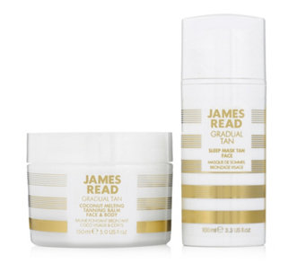 James Read 2 Piece Face & Body Summer Glow Collection - 232550