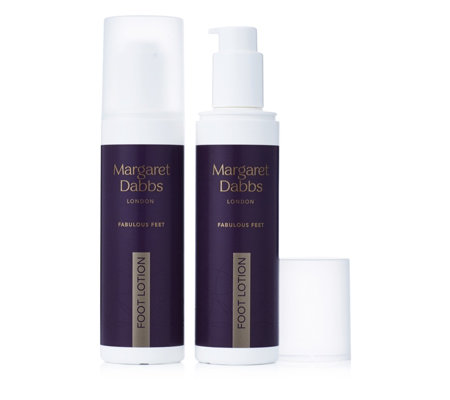 Margaret Dabbs London Intensive Hydrating Foot Lotion Duo 200ml
