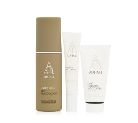 Alpha-H 3 Piece Day To Night Skincare Essentials