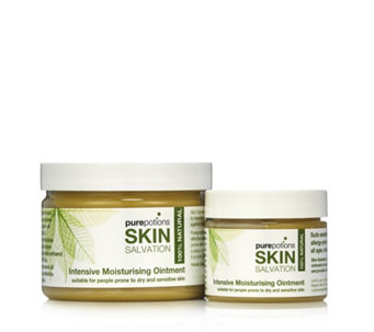 Pure Potions Pure Home & Away Skin Salvations Ointment Duo - 234250