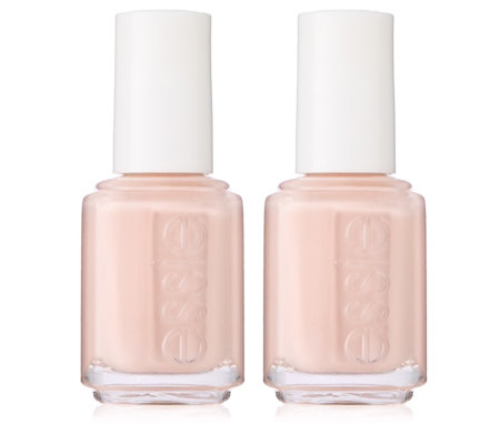 Essie Duo Ballet Slippers Nailcare Collection