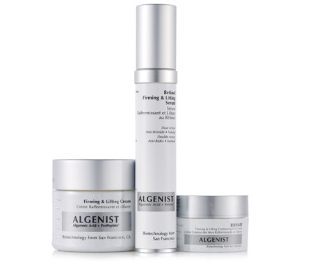 Algenist 3 Piece Firming & Lifting Skincare Collection