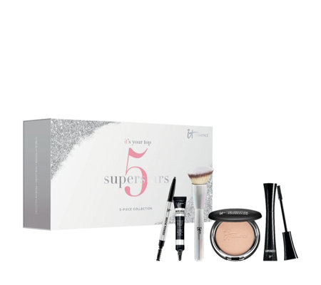 IT Cosmetics Your Top 5 Superstars Holiday Make-up Collection
