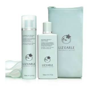Liz Earle Cleanse & Polish and Tonic Set - 212054