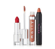 Mally 3 Piece Flaming Nude H3 Lip Collection