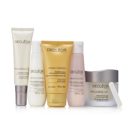 Decleor 5 Piece Unveil Your Youth Collection