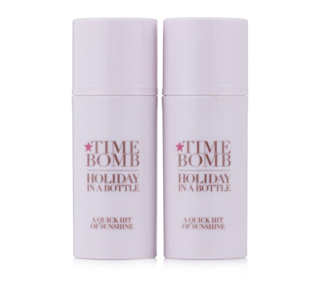 Lulu's Time Bomb Holiday In A Bottle 30ml Duo