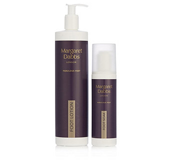 Margaret Dabbs London 2 Piece Hydrating Foot Collection - 230456