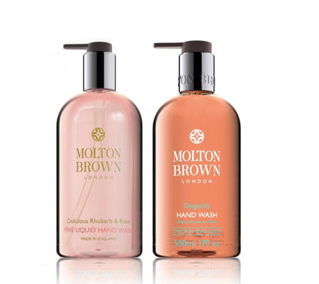 Molton Brown Charm & Captivate 500ml Hand Wash Duo