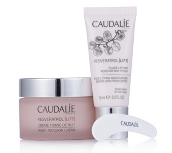 Caudalie 2 Piece Reseveratrol Lift Day & Night Collection - 233456