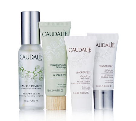 Caudalie 4 Piece Day & Night Skincare Collection