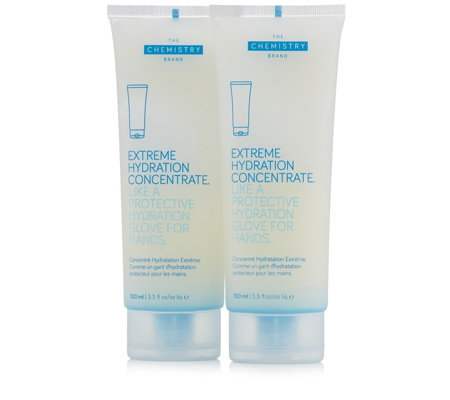 The Chemistry Brand Extreme Hydration Duo For Hands