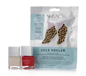 Nails Inc 3 Piece Sole Healer Collection - 233858