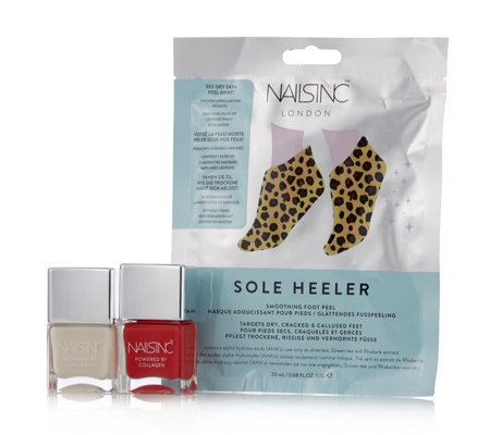 Nails Inc 3 Piece Sole Healer Collection