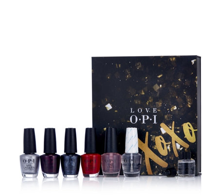 OPI 7 Piece Message in a Bottle Collection