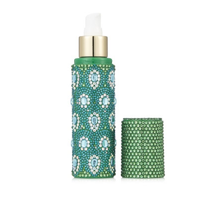 Prai 24K Gold Caviar Wrinkle Repair Serum 100ml Peacock Design