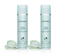 Liz Earle Cleanse & Polish 100ml Duo - 212059