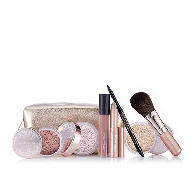 Bareminerals 7 Piece Divine Decadence Make-up Collection with Bag - 212859