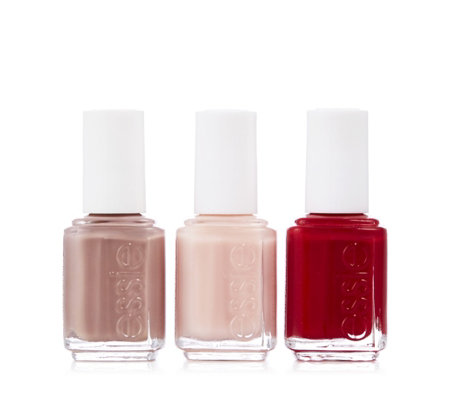 Essie 3 Piece All About A Girl Collection