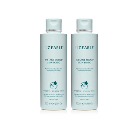 Liz Earle Instant Boost Skin Tonic Duo