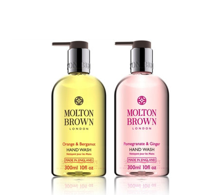 Molton Brown Revive & Refresh Hand Wash Duo