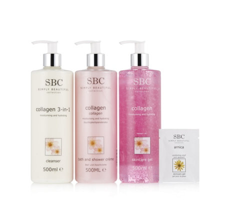 SBC 3 Piece Collagen Collection