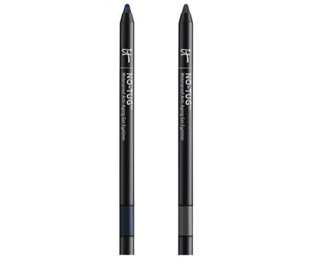IT Cosmetics No-Tug Anti-Aging Waterproof Gel Eyeliner Duo