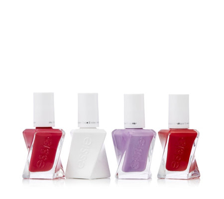 Essie 4 Piece Gel Couture Bright Here Bright Now
