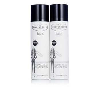 Percy & Reed Surprisingly Strong Hairspray Duo - 233362