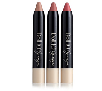 Doll 10 3 Piece Lip Crayons Collection - 208463